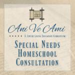 Special Needs Homeschool Consultation