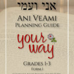 Ani VeAmi Planning Guide 1